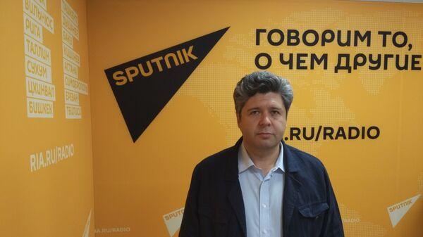 Максим Григорьев, директор Фонда исследования проблем демократии