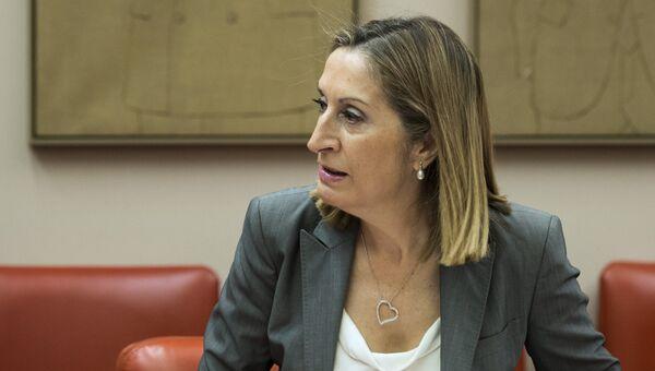 Испанский политик, член Народной партии Испании Ана Пастор