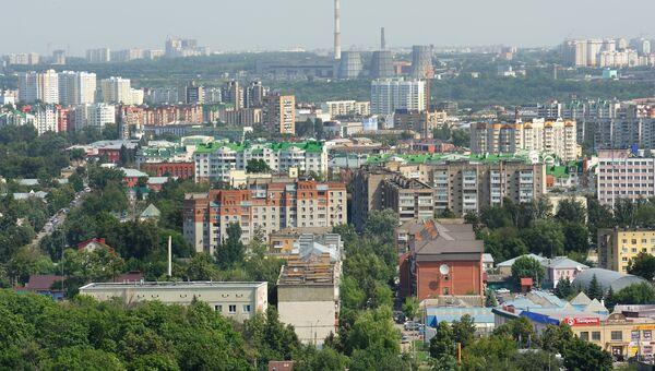 Панорама города Орла. Архивное фото