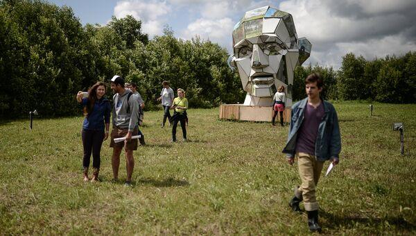 11-й международный фестиваль ландшафтных объектов Архстояние