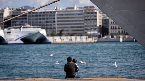 Порт Пирей, Греция