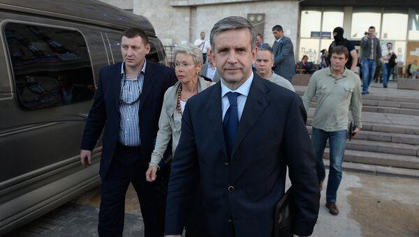 Посол РФ на Украине Михаил Зурабов. Архивное фото