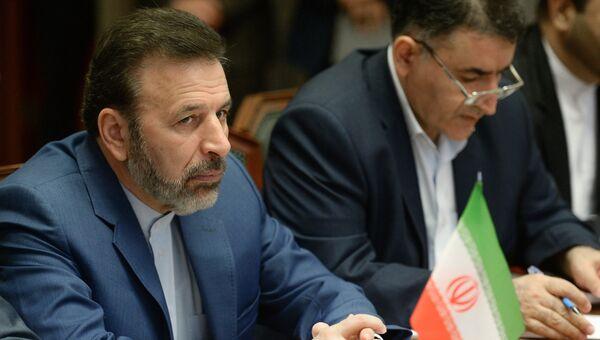 Министр связи и информационных технологий Ирана Махмуд Ваэзи. Архивное фото