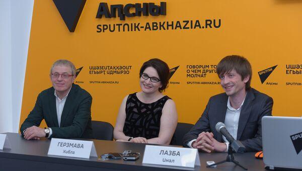 Пресс-конференция фестиваль Хибла Герзмава приглашает…