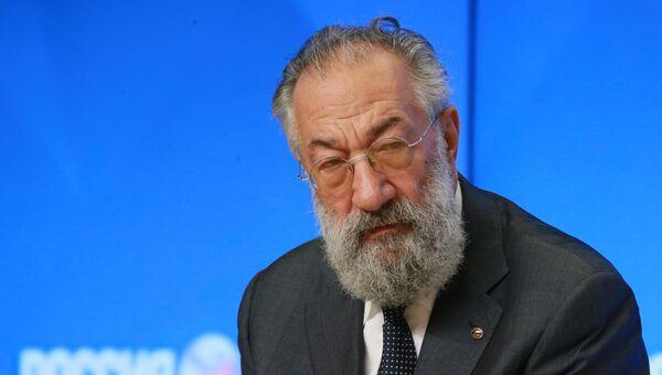 Первый вице-президент Русского географического общества Артур Чилингаров. Архивное фото