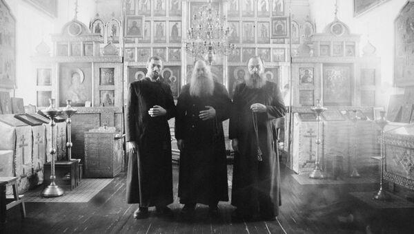 Старообрядцы. Три брата - члены общины