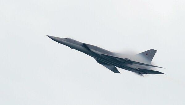 Дальний сверхзвуковой бомбардировщик-ракетоносец Ту-22 М3