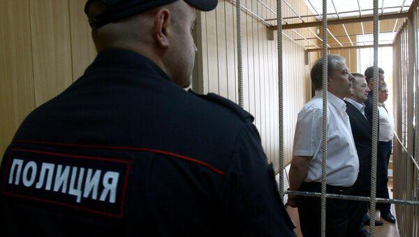 Оглашение приговора пятерым фигурантам дела Славянки. Архивное фото