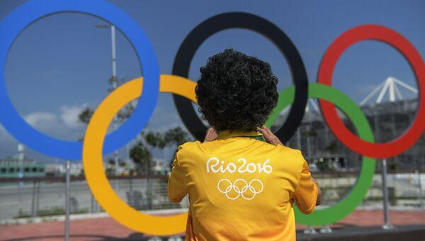 Олимпийский парк в Рио-де-Жанейро. Архивное фото