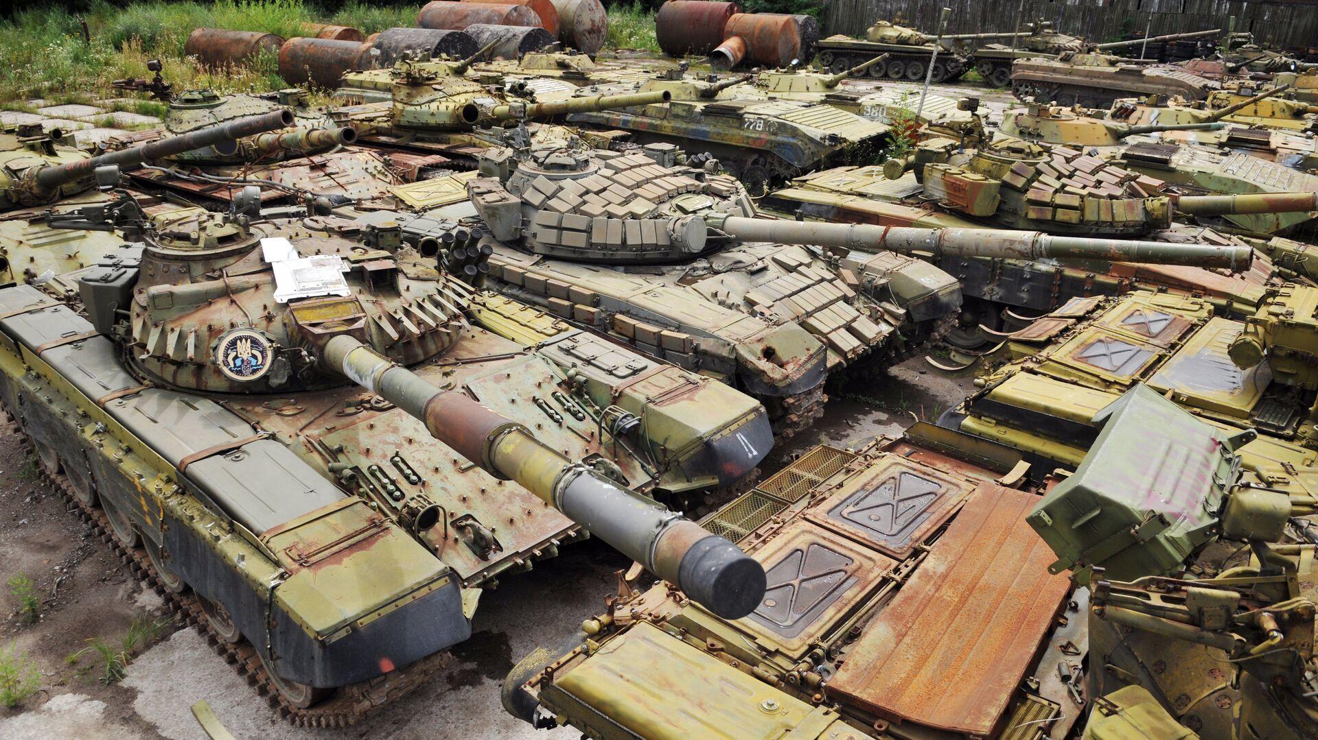 """Эксперт рассказал, как Китай """"похоронил"""" танковое производство Украины"""