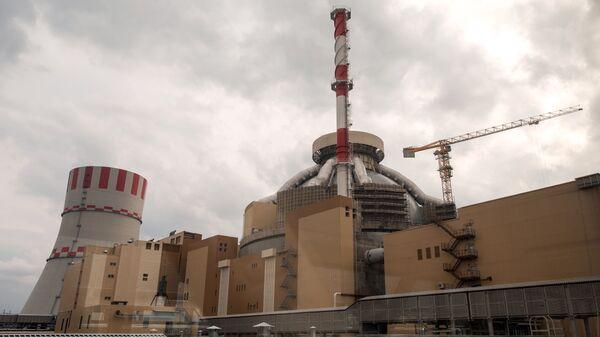 Энергоблок №6 Нововоронежской АЭС. Архивное фото