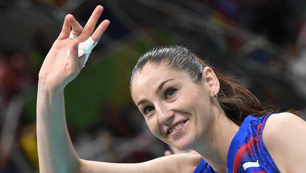 Олимпиада 2016. Волейбол. Женщины. Матч Россия - Аргентина