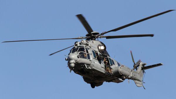Многоцелевой военно-транспортный вертолет Caracal Airbus Helicopters