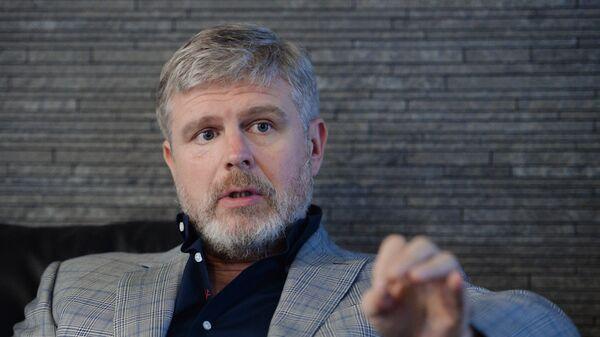 Президент промоутерской компании Мир Бокса Андрей Рябинский