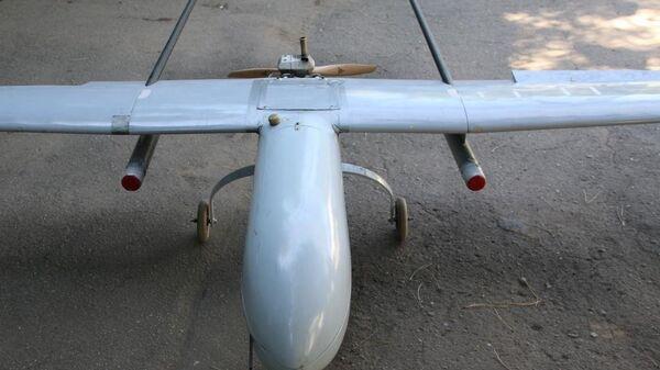 Ударный беспилотный летательный аппарат ВСУ