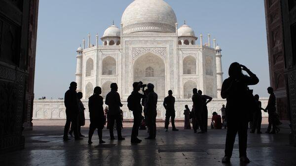 Тадж-Махал, Индия. Архивное фото