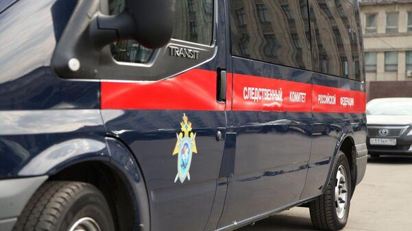 Автомобиль Следственного комитета России. Архивное фото