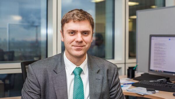 Управляющий директор по реализации приоритетных проектов Российского экспортного центр Михаил Мамонов. Архив