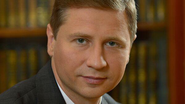 Директор департамента денежно-кредитной политики Банка России Игорь Дмитриев
