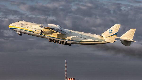Самолет Ан-225 Мрия. Архивное фото