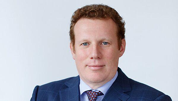 Председатель совета директоров Азиатско-Тихоокеанского банка Андрей Вдовин