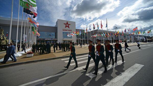 На форуме  Армия-2016. Архивное фото