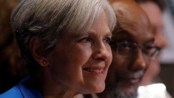 Кандидат в президенты США от Зеленой партии Джилл Стайн. Архивное фото