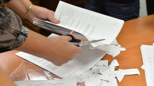 Парламентские выборы в Белоруссии