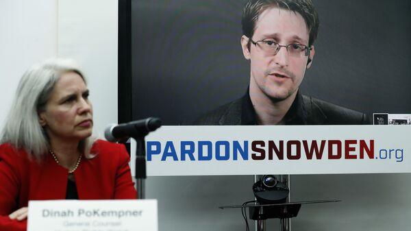 Экс-сотрудник американских спецслужб Эдвард Сноуден. Архивное фото