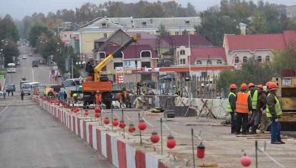 Мост через Волгу, соединяющий федеральные трассы М-9 и М-10, открыт после капитального ремонта в Ржеве
