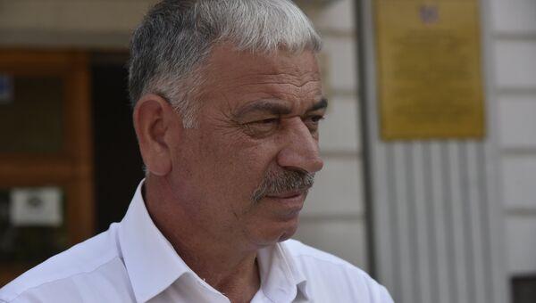 Глава Бахчисарайского района Рефат Дердаров