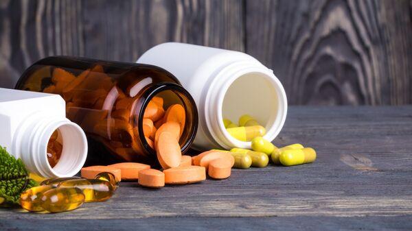 Российские химики нашли вещество для антибиотика нового поколения