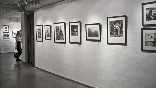 В Центре фотографии имени братьев Люмьер в Москве. Архивное фото