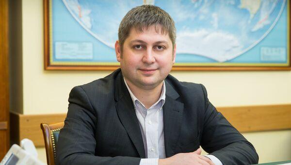 Замглавы Минэкономразвития РФ Олег Фомичев. Архивное фото