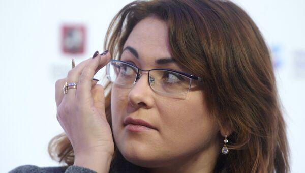 Директор по корпоративным отношениям компании Unilever Ирина Бахтина