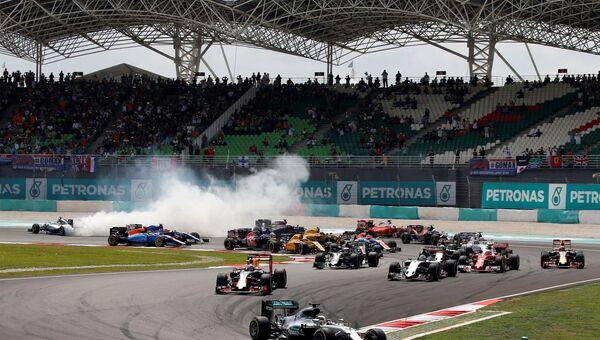 Формула-1 Гран-при Малайзии, 2 октября 2016