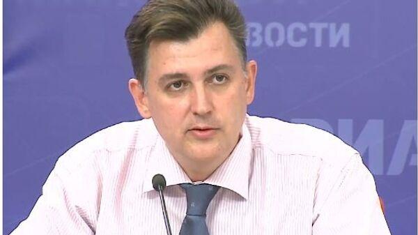 Политолог Александр Дудчак