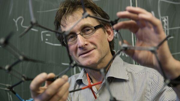 Голландский ученый-химик, профессор Гронингенского университета (Нидерланды) Бернард Лукас Феринга