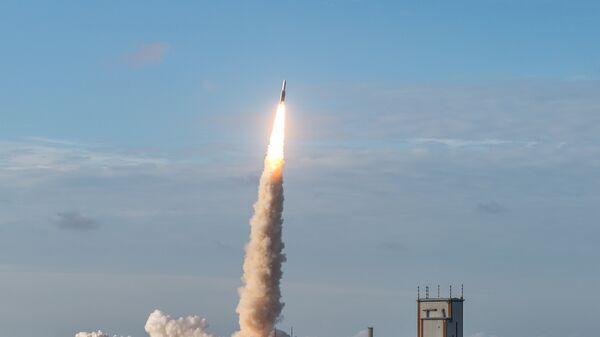 Старт ракеты Ariane-5