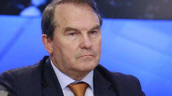 Член комитета Совета Федерации по международным делам Игорь Морозов. Архивное фото