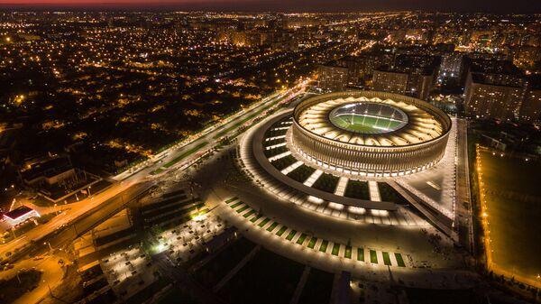 9 октября откроется новый стадион ФК Краснодар