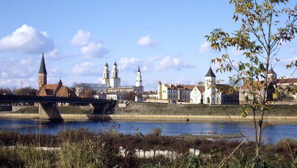 Каунас. Архивное фото