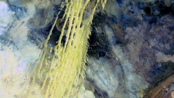 Песчаная пустыня Игиди на западе Сахары. 1985 год