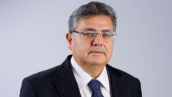 Новый посол Турции в России Хюсейн Лазип Дириоз. Архивное фото