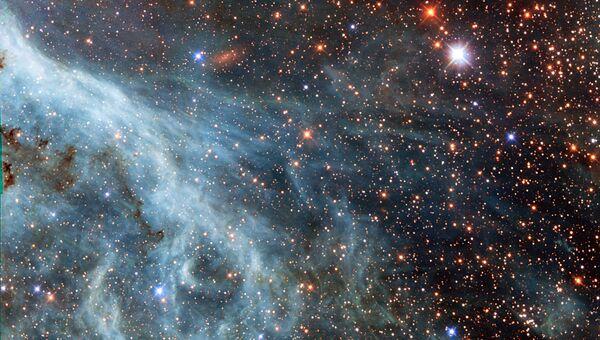Галактика Большое Магелланово Облако