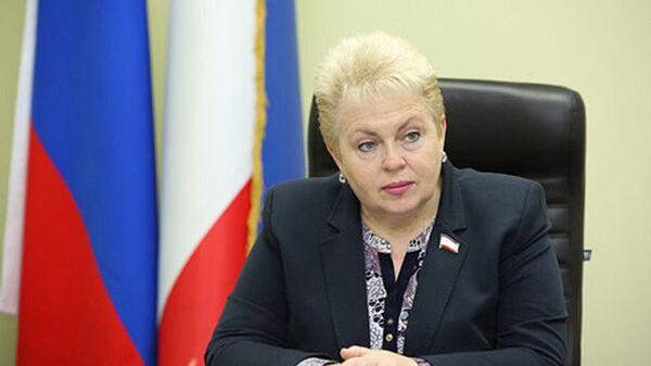 Мэром Симферополя стала бывший вице-спикер парламента Крыма Маленко