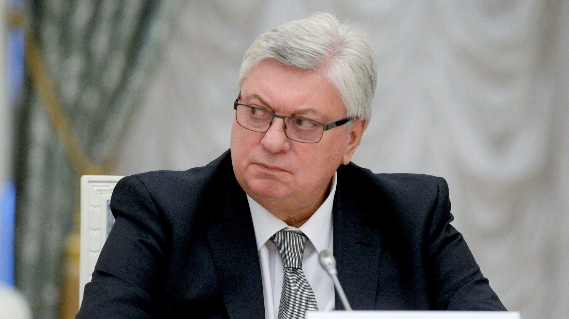 Торкунов заявил, что не уходит с поста ректора МГИМО
