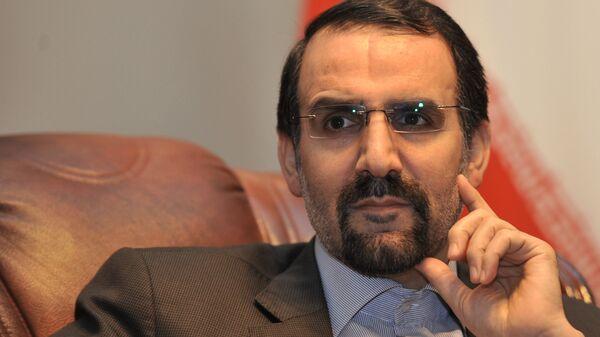 Посол Исламской Республики Иран в Российской Федерации Мехди Санаи