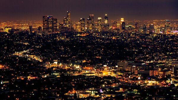 Лос-Анджелес, США. Архивное фото
