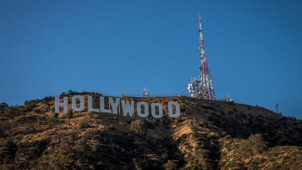 Голливуд в Лос-Анджелесе, США